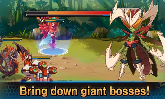Monster Raid Ekran Görüntüleri - 1