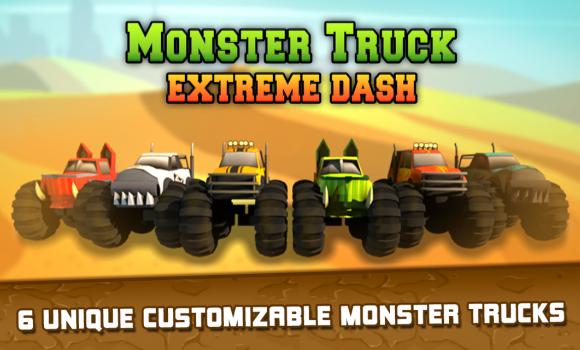 Monster Truck Extreme Dash Ekran Görüntüleri - 5