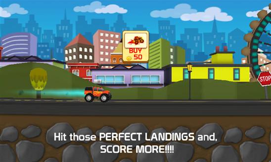 Monster Truck Extreme Dash Ekran Görüntüleri - 4