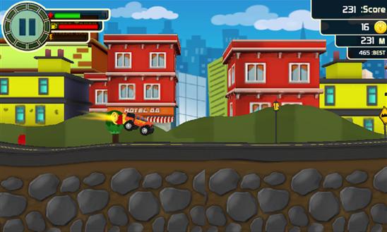 Monster Truck Extreme Dash Ekran Görüntüleri - 2