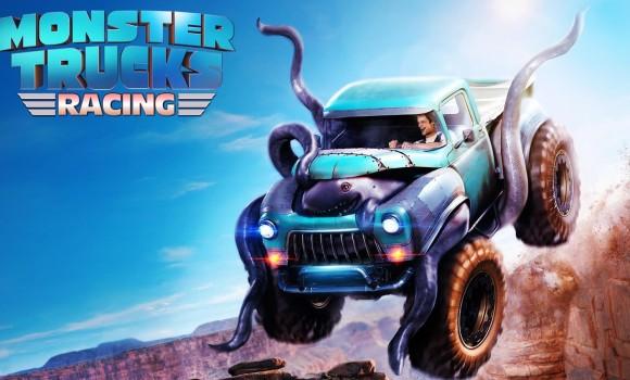 Monster Trucks Racing Ekran Görüntüleri - 5