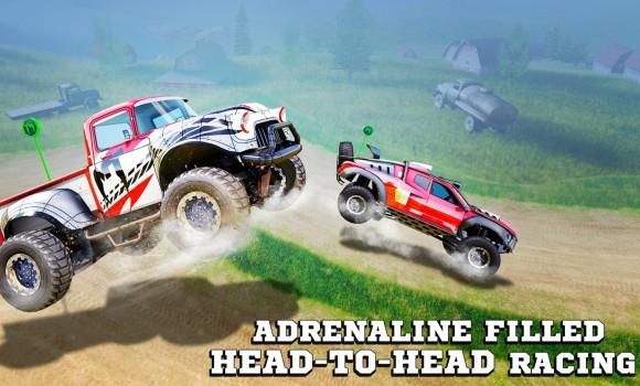Monster Trucks Racing Ekran Görüntüleri - 4