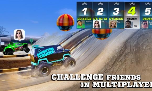 Monster Trucks Racing Ekran Görüntüleri - 3