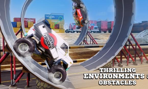 Monster Trucks Racing Ekran Görüntüleri - 2