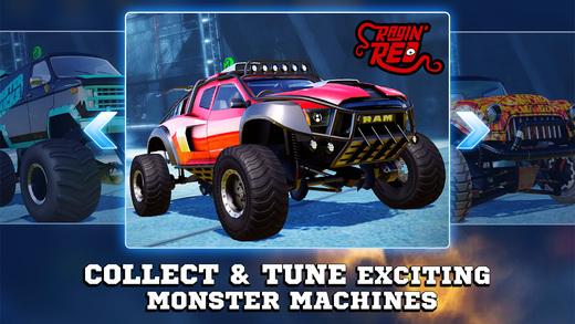 Monster Trucks Racing Ekran Görüntüleri - 1