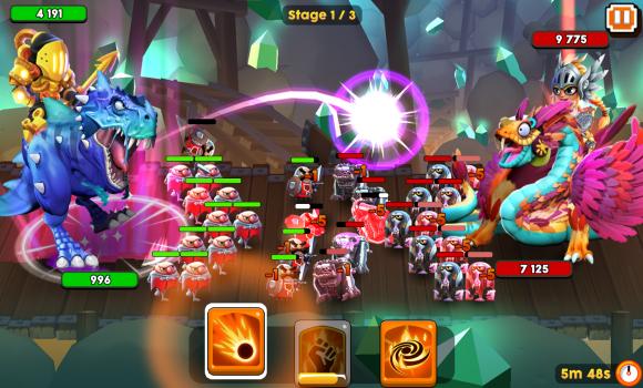 Monster & Commander Ekran Görüntüleri - 4