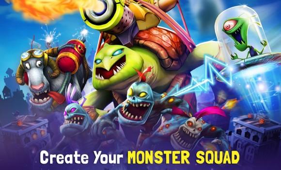 MonstroCity Ekran Görüntüleri - 5