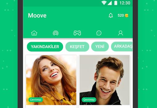 Moove Ekran Görüntüleri - 5