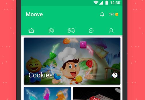 Moove Ekran Görüntüleri - 1