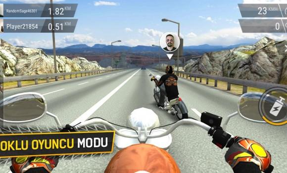 Moto Racing 3D Ekran Görüntüleri - 5