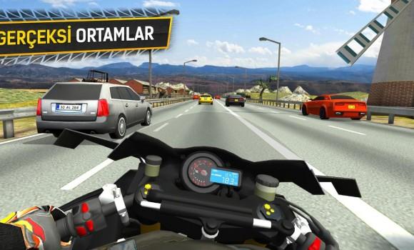 Moto Racing 3D Ekran Görüntüleri - 4