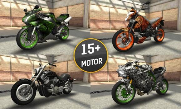 Moto Racing 3D Ekran Görüntüleri - 3