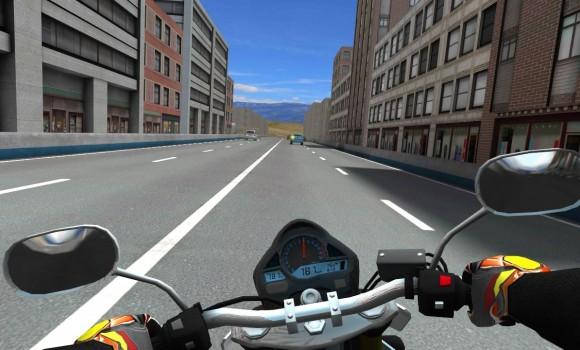 Moto Racing 3D Ekran Görüntüleri - 1