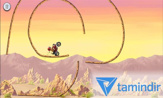 Motor Race: Stunt Bike Ekran Görüntüleri - 1