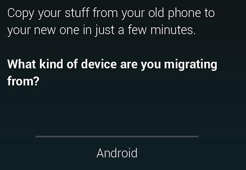 Motorola Geçiş Ekran Görüntüleri - 3