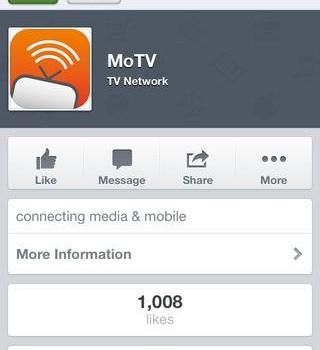 moTV Ekran Görüntüleri - 1