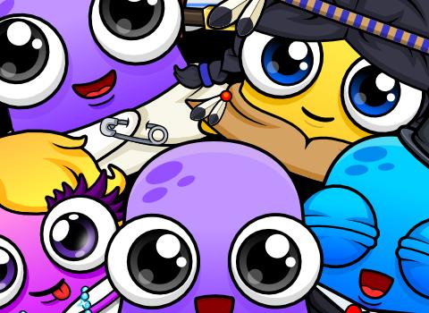 Moy 5 - Virtual Pet Game Ekran Görüntüleri - 3