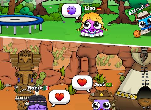 Moy 5 - Virtual Pet Game Ekran Görüntüleri - 2