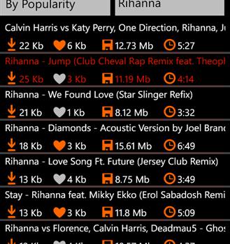 MP3 Music Ekran Görüntüleri - 3