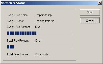MP3 Normalizer Ekran Görüntüleri - 3