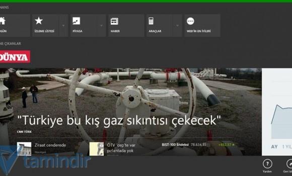 MSN Money Ekran Görüntüleri - 1