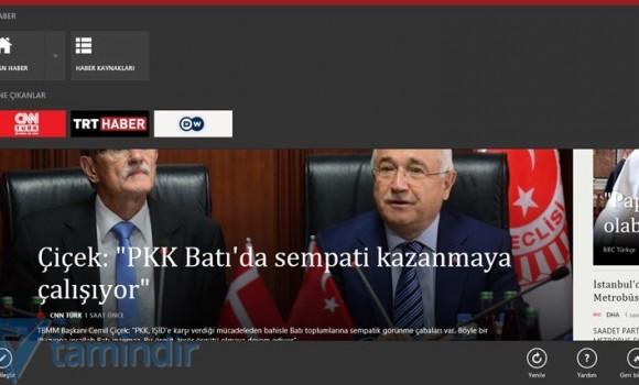 MSN News Ekran Görüntüleri - 2