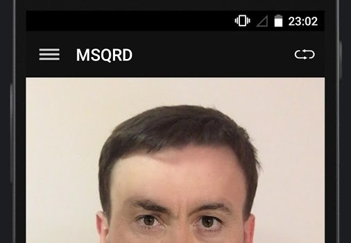 MSQRD Ekran Görüntüleri - 2