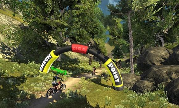 MTB Downhill : Multiplayer Ekran Görüntüleri - 5