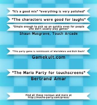 Mucho Party Ekran Görüntüleri - 4