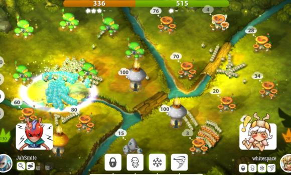 Mushroom Wars 2 Ekran Görüntüleri - 3