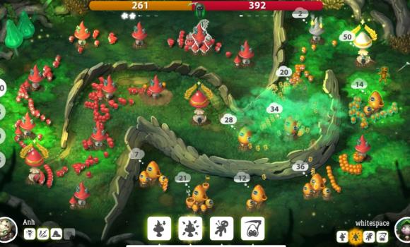 Mushroom Wars 2 Ekran Görüntüleri - 5