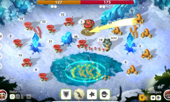 Mushroom Wars 2 Ekran Görüntüleri - 4