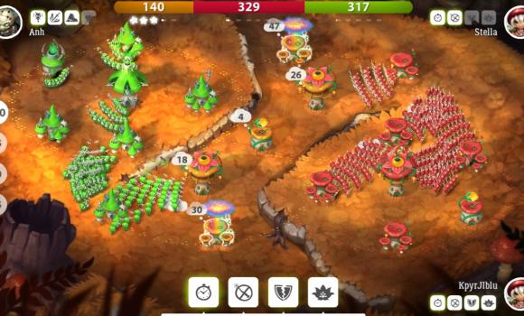 Mushroom Wars 2 Ekran Görüntüleri - 2
