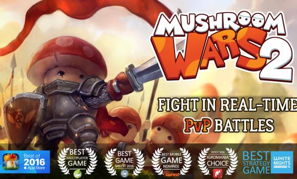 Mushroom Wars 2 Ekran Görüntüleri - 1