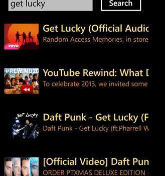 Music and Video Downloader Ekran Görüntüleri - 3