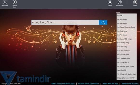 Music Download Unlimited Ekran Görüntüleri - 2