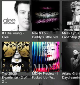 Music Downloader WP8 Ekran Görüntüleri - 3