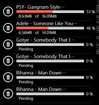 Music Downloader Ekran Görüntüleri - 3