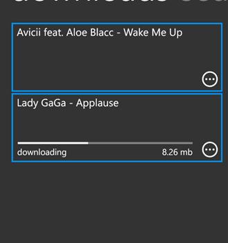 Music Import Ekran Görüntüleri - 2