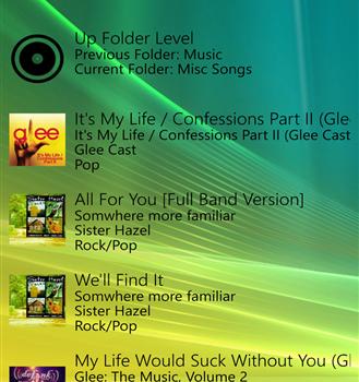 MusicConnect Ekran Görüntüleri - 2