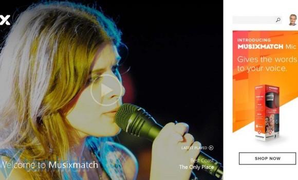 musiXmatch lyrics player Ekran Görüntüleri - 3
