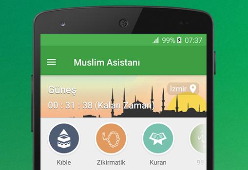 Muslim Assistant Ekran Görüntüleri - 5