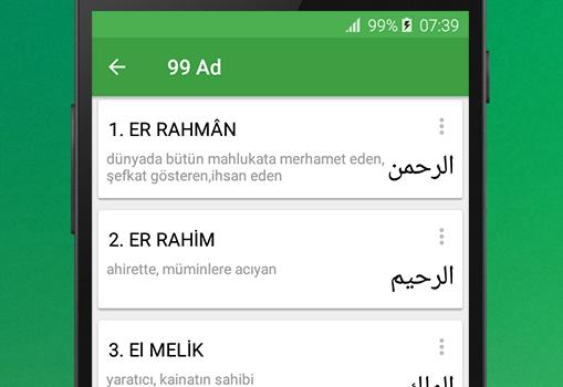 Muslim Assistant Ekran Görüntüleri - 1