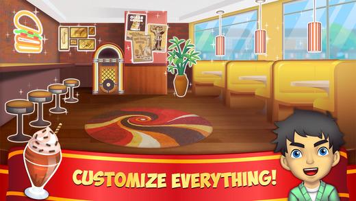 My Burger Shop 2 Ekran Görüntüleri - 3