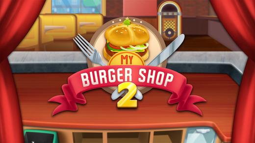 My Burger Shop 2 Ekran Görüntüleri - 2