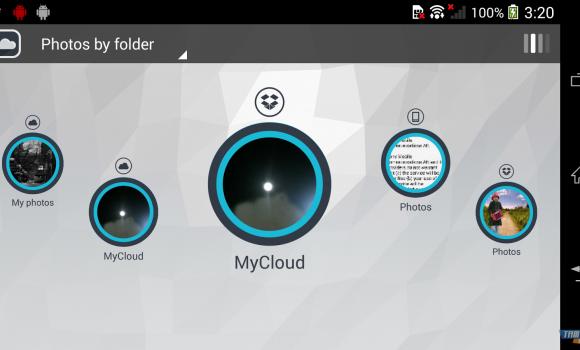 My Cloud Ekran Görüntüleri - 2