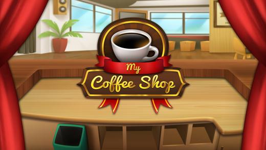My Coffee Shop Ekran Görüntüleri - 1