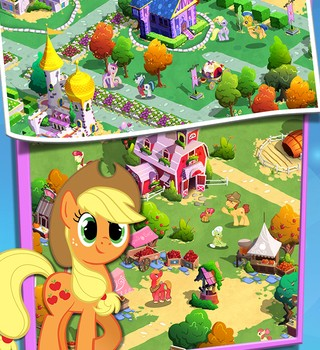 My Little Pony Ekran Görüntüleri - 1