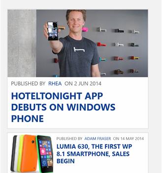 My Lumia Ekran Görüntüleri - 2