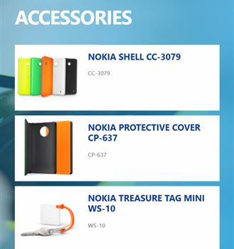 My Lumia Ekran Görüntüleri - 1
